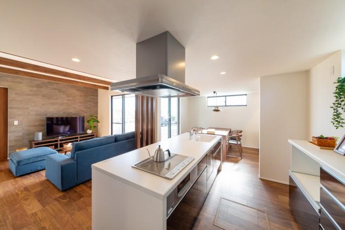 「シンフォニー」キッチン|郡山市 新築住宅 大原工務店のブログ