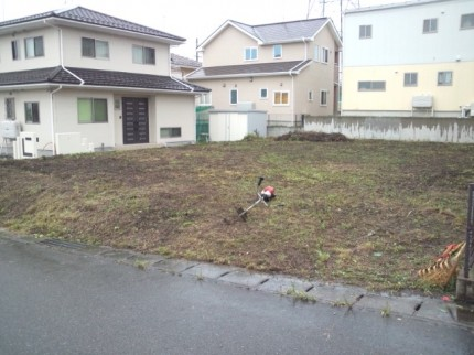 草刈 (3)