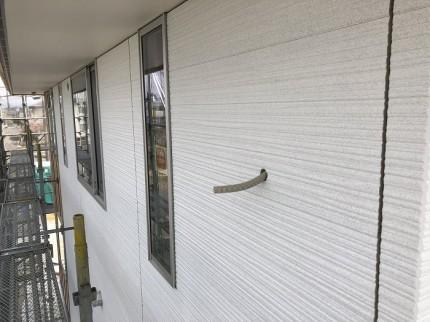 外壁貼り進んでおります。郡山市大槻町|郡山市 新築住宅 大原工務店のブログ
