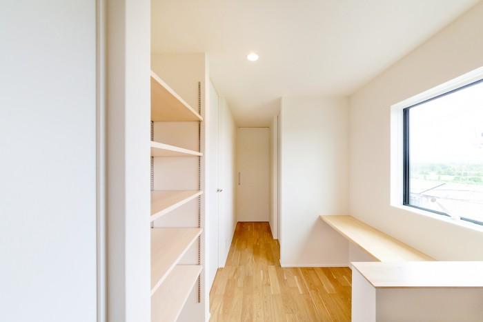 お客様のお気に入りポイント2洗練された内装デザイン(フルハイトドア)| 郡山市 新築住宅 大原工務店のブログ