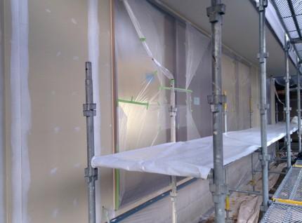 外壁塗り壁下地 (1)