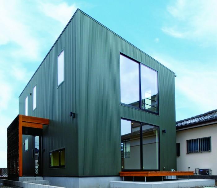 F様邸外観イメージ。| 郡山市 新築住宅 大原工務店のブログ
