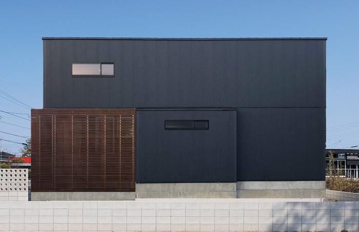 ルーバーのある新築、完成見学会です。|郡山市 新築住宅 大原工務店のブログ
