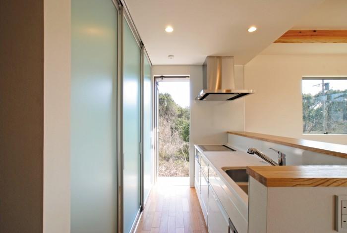全てしまえるキッチン収納です。|郡山市 新築住宅 大原工務店のブログ