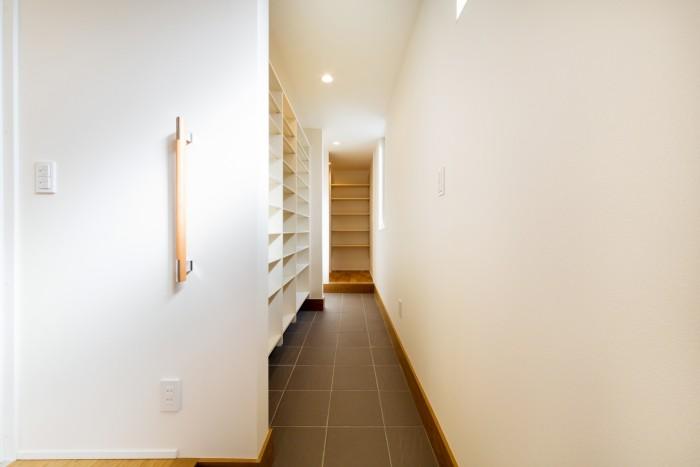 お客様邸の玄関です!| 郡山市 新築住宅 大原工務店のブログ