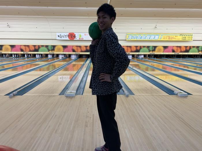 休みの日にボーリングをしました。郡山市喜久田町| 郡山市 新築住宅 大原工務店のブログ