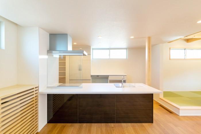 W様邸のキッチンです!| 郡山市 新築住宅 大原工務店のブログ