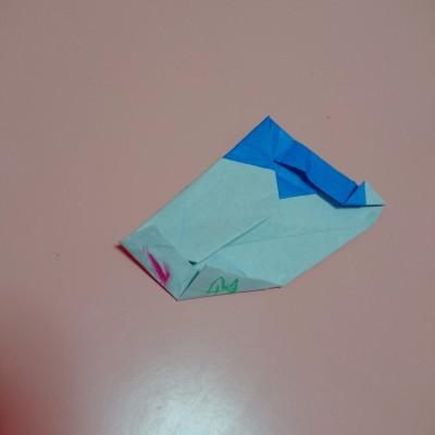 モデルハウス見学会でお客様にいただいた折り紙|郡山市 新築住宅 大原工務店のブログ