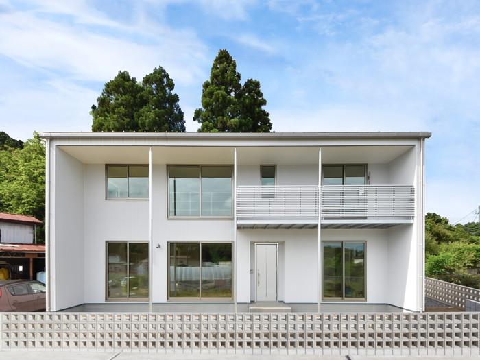 箱の家見学会です。|郡山市 新築住宅 大原工務店のブログ