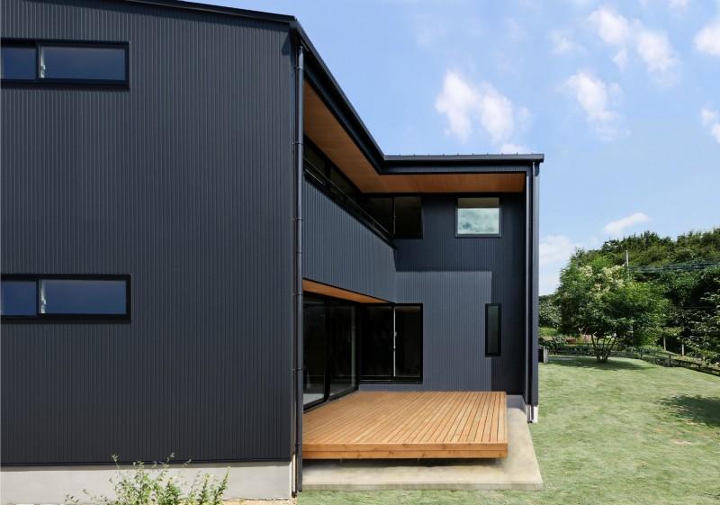 スリーる階段があるキューブ型新築注文住宅の見学会を行います。郡山市富田町| 郡山市 新築住宅 大原工務店のブログ