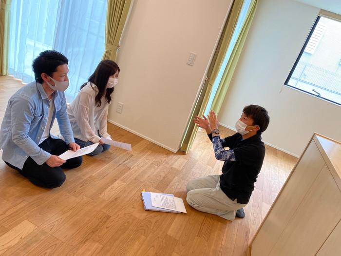 w様邸 設備の注意点の節女宇です。 須賀川市森宿 郡山市 新築住宅 大原工務店のブログ