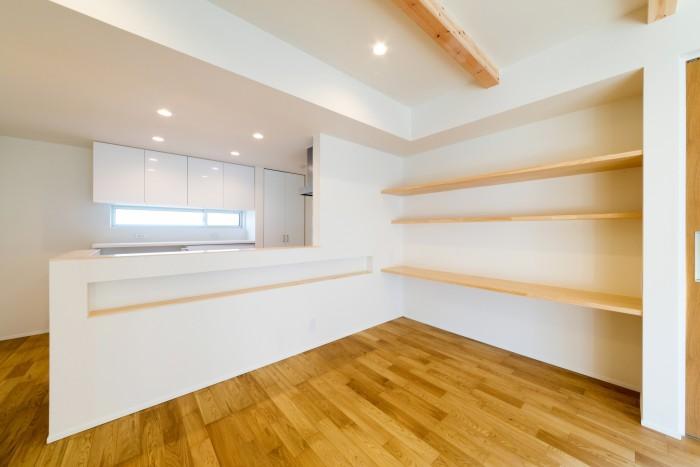 お客様邸のダイニングルームです!| 郡山市 新築住宅 大原工務店のブログ