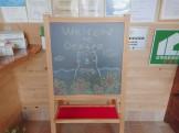 大原工務店のウェルカムボードを夏仕様にしました~!| 郡山市 新築住宅 大原工務店のブログ
