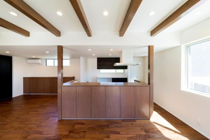 郡山市富久山町W様邸のキッチンです!| 郡山市 新築住宅 大原工務店のブログ