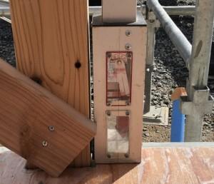 屋直し前の下げ振りです 郡山市大槻町 | 郡山市 新築住宅 大原工務店のブログ