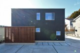 W様邸外観です。田村市船引町| 郡山市 新築住宅 大原工務店のブログ