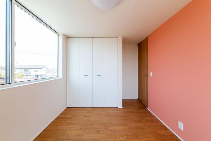 お客様邸の子供部屋です!| 郡山市 新築住宅 大原工務店のブログ