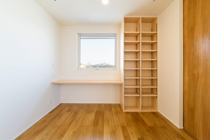 お客様邸の2階フリースペースです!| 郡山市 新築住宅 大原工務店のブログ