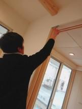 新築住宅の傷チェックを行いました。郡山市大槻町| 郡山市 新築住宅 大原工務店のブログ