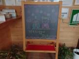 ウェルカムボードをひな祭り仕様にしました~♪| 郡山市 新築住宅 大原工務店のブログ