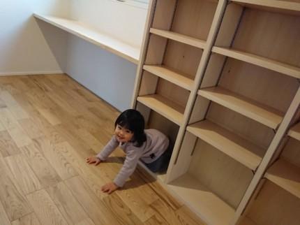 お子様も楽しく遊んでいました。| 郡山市 新築住宅 大原工務店のブログ