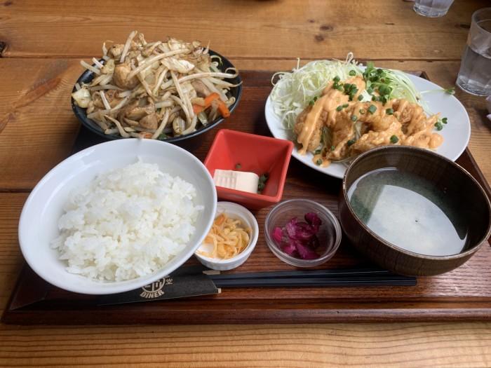 美味しい定食食べました。須賀川市季の郷|郡山市 新築住宅 大原工務店のブログ