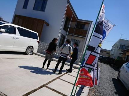 「住んでる人に聞いてみよう」お客様邸見学会開催しました。| 郡山市 新築住宅 大原工務店のブログ