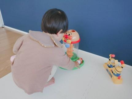 大原工務店の見学会では、スタッフがお子様と一緒に遊ばさせていただいているので楽しく待ってられますよ。| 郡山市 新築住宅 大原工務店のブログ