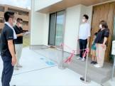 引渡式は工務の司会で進んでいきます!| 郡山市 新築住宅 大原工務店のブログ