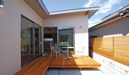 平屋のモデルハウスが完成しました。郡山市安積町|郡山市 新築住宅 大原工務店のブログ