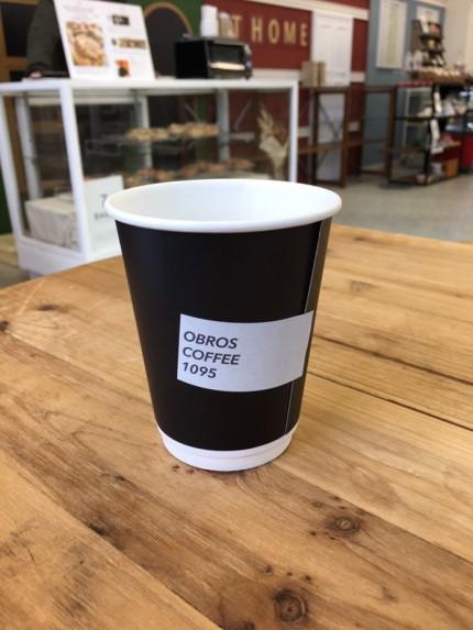 オブロスコーヒーに行きました。郡山市日和田| 郡山市 新築住宅 大原工務店のブログ