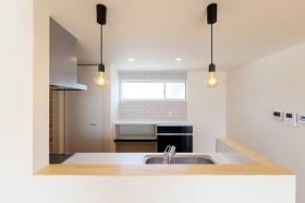 お客様邸のキッチンです!| 郡山市 新築住宅 大原工務店のブログ