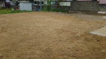 郡山市昭和I様邸新築工事 農地転用の受理証明が発行されました。