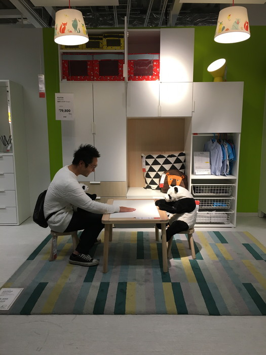 モデルハウスの家具購入でIKEA仙台店へ|郡山市 工務店 大原工務店のブログ