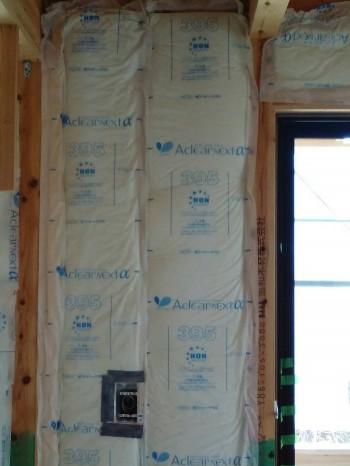 木工事がどんどん進んでいます。矢吹町新築注文住宅H様邸
