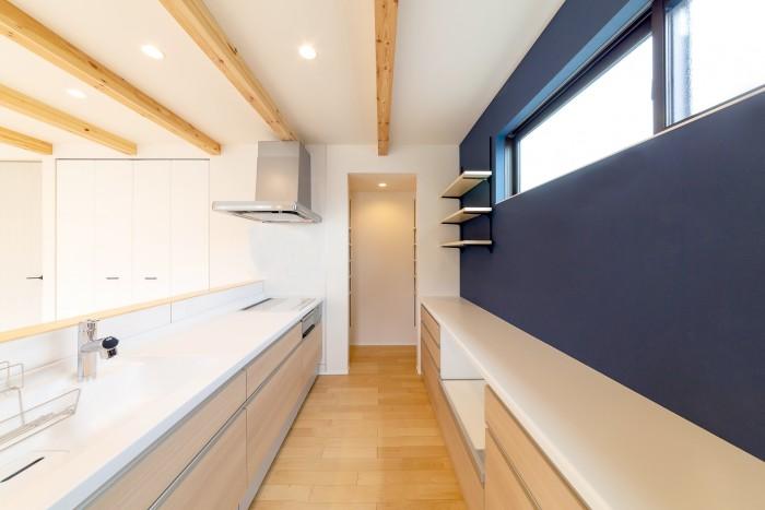 Y様邸のキッチンです!| 郡山市 新築住宅 大原工務店のブログ