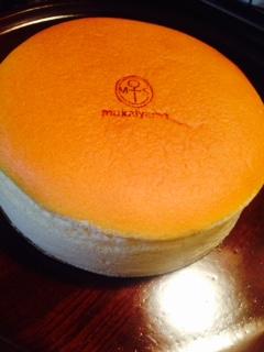 向山製作所桑野ファクトリーチーズケーキ