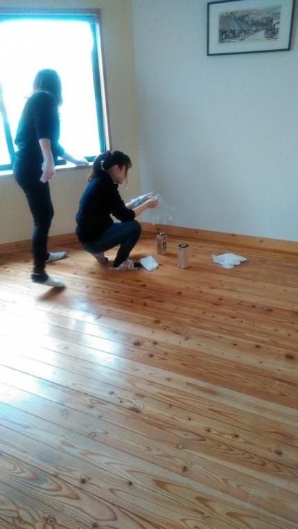 大原工務店 年末の大掃除です。郡山市安積町  郡山市 新築住宅 大原工務店のブログ