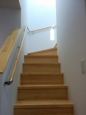 階段|郡山市 新築一戸建て住宅 大原工務店のイベント