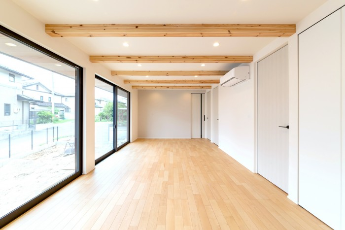 Y様邸のリビング・ダイニングルームです!| 郡山市 新築住宅 大原工務店のブログ