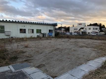 W様が契約したコチラの分譲地に新築注文住宅を建築します。田村市船引町|郡山市 新築住宅 大原工務店のブログ