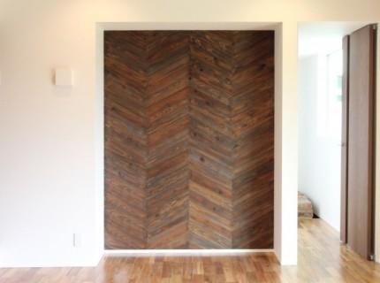 ヘリンボーンです。|郡山市 新築住宅 大原工務店のブログ
