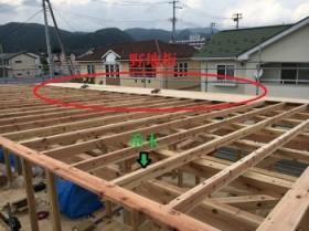 屋根の確認事項 福島市 新築注文住宅 K様邸