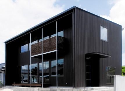 大原工務店のキューブ型新築住宅です。郡山市安積町  郡山市 新築住宅 大原工務店のブログ