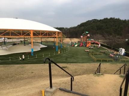 福島市にある十六沼公園です。福島市大笹生|郡山市 新築住宅 大原工務店のブログ