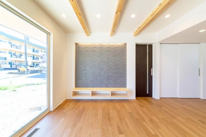 W様邸のリビングルームです!| 郡山市 新築住宅 大原工務店のブログ