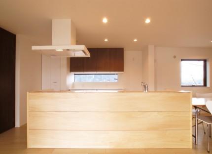 キッチン|郡山市 デザイン住宅 大原工務店の商品ラインナップ