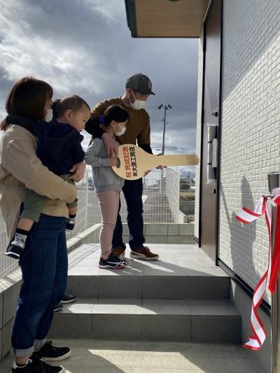 ビックキーの登場です!|郡山市 新築住宅 大原工務店のブログ