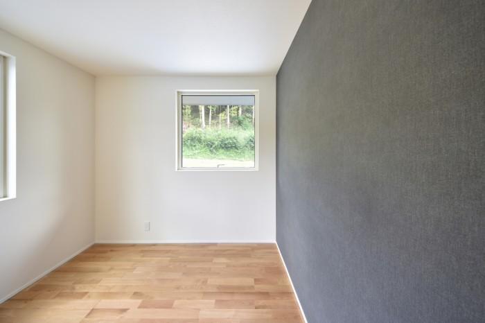 今回見学会を行うお客様邸の部屋です。| 郡山市 新築住宅 大原工務店のブログ