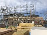 建方が始まりました 田村市船引町 | 郡山市 新築住宅 大原工務店のブログ